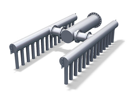 Model 119 Feed Pipe Image